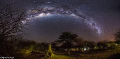 anthill under the milky way (Alfredo Madrigal) Tags: milky way namibia astronomy astrofotografa astronoma astrophotography astrofoto astrofotografia astronomia lodge campsite waterberg plateu africa via lactea south sky