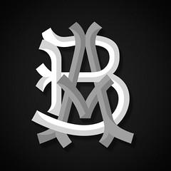 BA Monogram