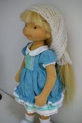"HOPE 20"" (Dearlittledoll) Tags: waldorf waldorfdoll dearlittledoll knitting organicdoll puppet naturaldoll limbeddoll"
