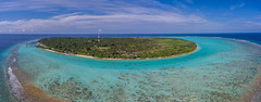 View on Thoddoo island (ReinierVanOorsouw) Tags: maldives maldivian malediven thoddoo travelphotography sony reiniervanoorsouw  indianocean a7rii   maldiverne travelling island islandlife ocean  maldivas  sonya7rii sonya7r travelstoke maldive  reizen reiniernothere  maldivler  aerial fromthesky luchtfotografie skyperspective turquoisewater turquoise dji djiphantom panorama aerialpanorama thoddooisland islandview coral atol aatol smallisland