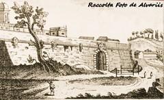 1747 ca 2010 Porta Fabrica by G. Vasii a, (Roma ieri, Roma oggi: Raccolta Foto de Alvariis) Tags: 1747 raccoltafotodealvariis portafabrica bygvasi quartiereaurelio sanpietro cittdelvaticano roma rome italy