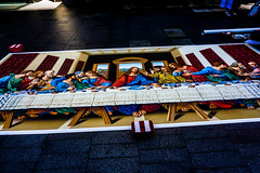 DSC00857 (govvo70) Tags: street st last mall photography drawing sony sydney christianity supper pitt a6000