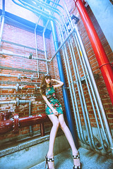 KUN_4539X (螢幕花到) Tags: nikonafsnikkor1635mmf40gedvr nikon 1635mm f4 vr 1635 wideangle wide 広角 広角レンズ 廣角 portrait brunette beauty charming woman d3s taichung 臺中文化創意產業園區 中興大學 復古旗袍 歌德公主 retrocheongsam goetheprincess やけい 外拍 顏 人像写真 撮影 女の子 少女 美貌の 佳人の 上品 elegant 艶やか おしゃれ cute 綺麗 体のライン femalefeet 美腿 美しい脚 また 綺麗な足