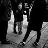 Daaad! Noo! (Frank Busch) Tags: street boy blackandwhite bw monochrome germany munich fun blackwhite dad streetphotography workshop thomasleuthard frankbusch wwwfrankbuschname photobyfrankbusch frankbuschphotography imagebyfrankbusch wwwfrankbuschphoto