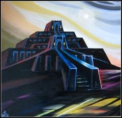 (Riva JethroKyrill) Tags: mesopotamia ziggurat assyria sumeria