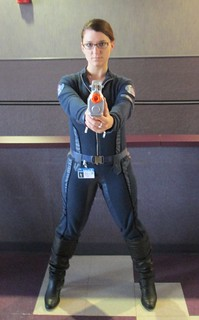 Maria Hill Cosplay