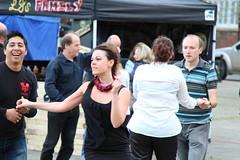 Dancers (Adrian Midgley) Tags: evening dance samba fair quay exeter thursday terracina sooc