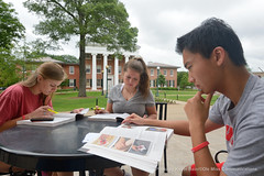 Week in Photos-0036 (Ole Miss - University of Mississippi) Tags: usa students university library study ms cpr firstaid lyceum 2015 elipse johnnyyang margaretsell haleyhudspeth skb2531