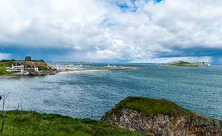 Squally day in Howth