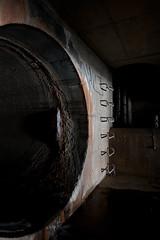 703_3078 (M Falkner) Tags: urban underground concrete tank flood tunnel drain management watershed subterranean exploration sewer overflow ue urbex cso draining keelesdale