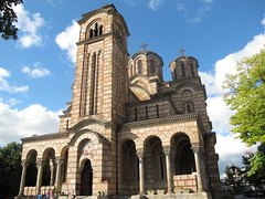 St Mark's Church, Belgrade (MarijaMilenkovic) Tags: church belgrade