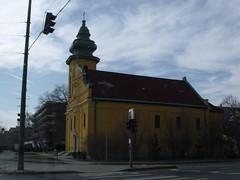 Sacred Heart of Jesus Parish Church, Ajka, Hungary (Norbert Bnhidi) Tags: hungary ajka church ungarn hungra hongrie ungheria hungria hongarije  magyarorszg