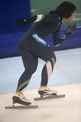 A37W6059 (rieshug 1) Tags: speedskating schaatsen eisschnelllauf skating worldcup isu juniorworldcup worldcupjunioren groningen kardinge sportcentrumkardinge sportstadiumkardinge kardingeicestadium sport knsb ladies dames 500m