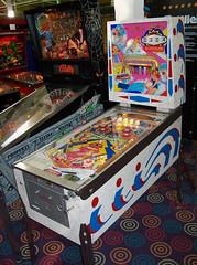 PA Carnegie - Zig Zag (scottamus) Tags: pinball machine game table cabinet arcade zigzag williams 1974 carnegie pennsylvania papa
