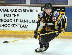 Kurt REYNOLDS (kirusgamewornjerseys) Tags: bracknell bees kurt reynolds game worn jersey ice hockey