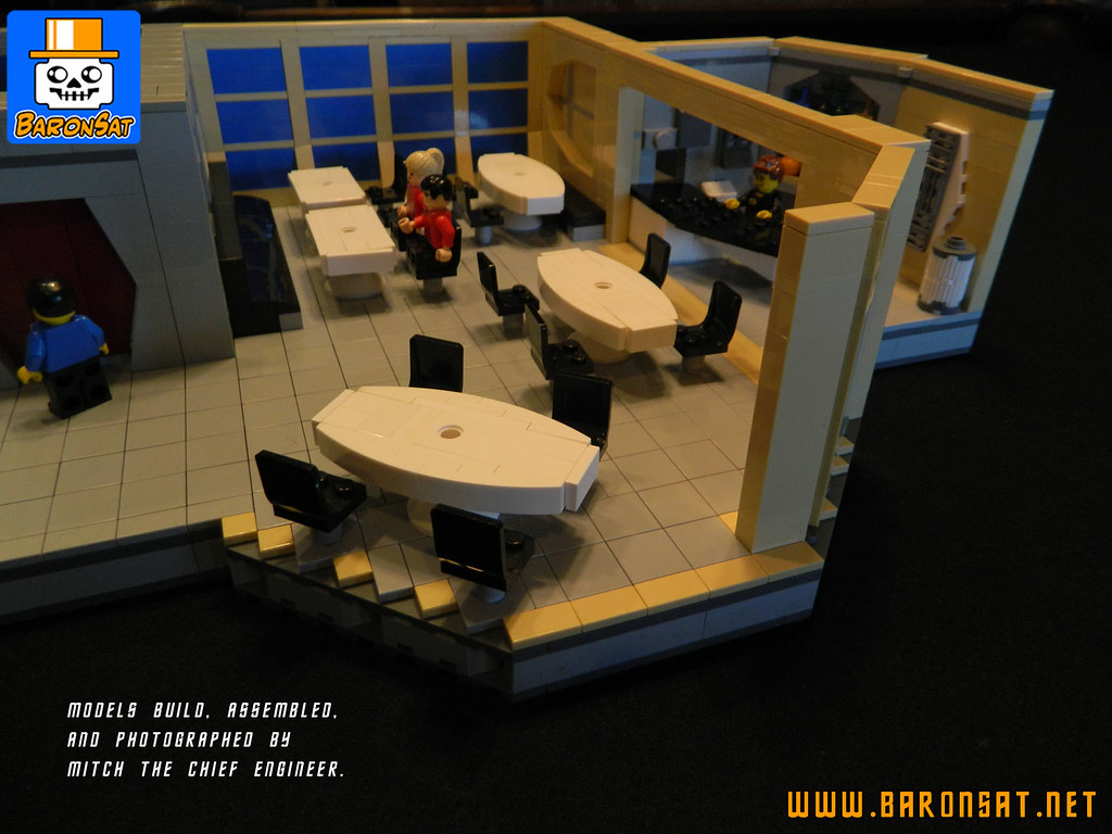 star trek lego instructions