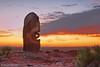 Broken Hill Sunset (renatonovi1) Tags: sunset brokenhill outback nsw australia sculpturesymposium underthejaguarsun antonionavatirado landscape