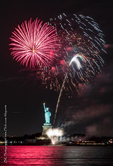 Statue Of Liberty Fireworks July 16 2016-35 (bkrieger02) Tags: nyc newyorkcity longexposure nightphotography brooklyn canon fireworks hudsonriver statueofliberty pyro redhook libertyisland pyrotechnics libertyharbor canonusa 7dmkii louisvalentinopier