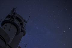 Lighthouse Night Editted (dr_joe9207) Tags: night sky star photoshop jugra lighttower lighthouse outdoor