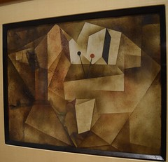 The Kettledrum Organ (Calvin Faunus) Tags: ohio oberlin oberlincollege allenmemorial art painting artmuseum cubism cubiststyle klee paulklee germanpainting swisspainting bauhausschool thekettledrumorgan expressionism