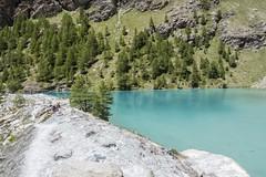 Lago Blu (vettenuvole) Tags: alpinismo castore valdayas versanteovest vettenuvole traversatadelcastore