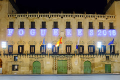 Fogueres 2016 (Fotomondeo) Tags: alicante alacant espaa spain hoguerasdesanjuan fogueres ayuntamiento fujifilmxm1