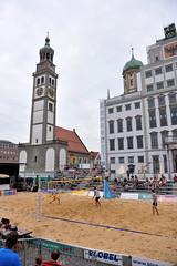 DFC_1247 (jenhom) Tags: 20160722 d700 afs2470mmf28 beachvolleyball volleyball augsburg beach
