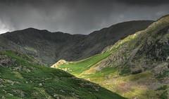 miraculous nature (BoblyP) Tags: boblyp lakedistrict landscape lakes cumbria northwestengland mountains mountainview sunshine sunlight coniston conistonoldman oldmanofconiston miracle miraculousnature