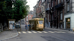 Met lijn 62 door Sint-Joost-ten-Node (Tim Boric) Tags: brussel bruxelles square armandsteurs tram tramway streetcar strassenbahn pic mivb stib