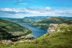 Reservoir (RogerReg) Tags: wales reservoir tal y bont darrenfawr