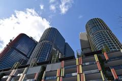 Three Towers (Keith Mac Uidhir  (Thanks for 3.5m views)) Tags: sydney australia australian australi  austrlie australien  australie    ausztrlia austrlia   avustralya c   sdney       sidney