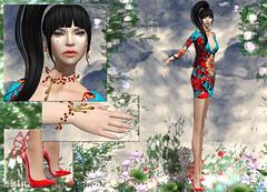 VIRTUAL DIVA - Unbreak (Rehana MiSS SLVietnam, Face of CHOP ZUEY 2015) Tags: secondlife fashion rehana rehanaseljan virtualdiva swank chopzuey laboheme slink boon posesion hucci