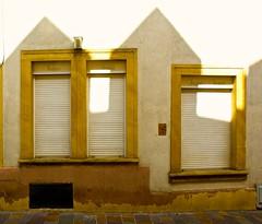 Blind Windows (Dan Daniels) Tags: windows blinds patterns audand alsace architecture mulhousealsacefr france shadows
