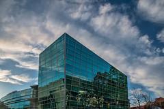 Centre of Innovation (Ian@NZFlickr) Tags: university otago innovation sky building uni dunedin nz