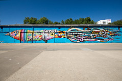 Giant Squid par Brusk (zigazou76) Tags: brusk giantsquid graff hangar11 quaiferdinanddelesseps rouen streetart