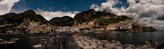 Italy - Amalfi (Harvey Smith) Tags: summer amalfi landscape tourist boat harvey smith photography 2016 pentax naples italy italia campania green sea harveysmithphotography2016