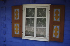 F._IMG0332 (Micha Olesiski) Tags: polska poland skansen openairmuseum owickie maurzyce monuments wie village okno window