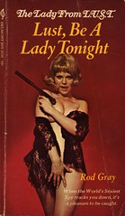 Belmont Books B95-2020 - Rod Gray - Lust, Be A Lady Tonight (swallace99) Tags: belmont vintage 70s espionage paperback leagueofundergroundspiesandterrorists