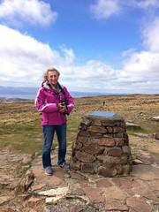 Sally - Bealach na B, Applecross_NC500 - Loch Carron to Applecross to Dores , Loch Ness - 20160513_IMG_5782_iPhone (Sally Payne) Tags: hires nc500 highlands scotland sally