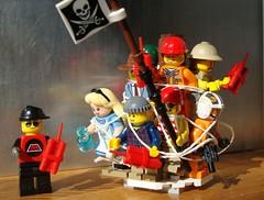 Seemannsgarn (captain_joe) Tags: toy spielzeug 365toyproject lego minifigure minifig