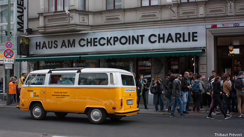 Musée Checkpoint Charlie