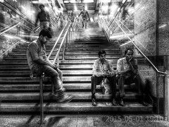 If looks could kill (Life Is Around) Tags: india delhi streetphotography chandnichowk olddelhi delhimetro miphotography chandnichowkmetrostation xiaomiphotography lifeisaround redmi2 hilariouscreative