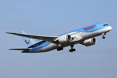 G-TUIA 787-8 (Ian Tate) Tags: newcastleinternationalairport ncl egnt gtuia boeing7878dreamliner thomsonairways boeing787 7878