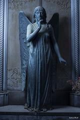 This is the end #18 (Gerhard Busch) Tags: alt figur friedhof genua italien kunst marmor staglieno stein figuren marode