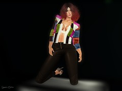 576  Actitud Limite@Mahasiah Fashion Week (Sannita_Cortes) Tags: fashion female sl mina secondlife styles kc ikon ios zoz limite actitud virtualworld virtualfashion lalochezia mahasiahfashionweek