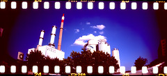 linzag (Michael Morisak) Tags: linz industry analog velvia 100 sprocketrocket