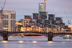 Lambeth Bridge (Mohamed Haykal) Tags: camera leica bridge england london westminster thames nightshot unitedkingdom sl ag gb mm lambeth mohamed 1284 90280 haykal apovarioelmaritsl