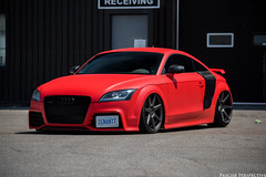 Nick-3 (ignantt) Tags: audi tt rs ttrs low lowered airlift airsuspension vossen vossens wheels stance stanced
