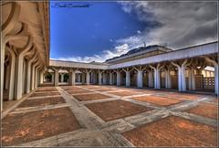 (bruto68) Tags: bruto68 nikon nikond300s nikon18200 roma rome romansky colore citta cielo color city hdr hrd hitspeed moschea