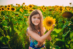 IMG_1028 (DavydchukNikolay) Tags:       kids kidsphoto kidsphotography happy happymoments flower summer photowithkids sunflower